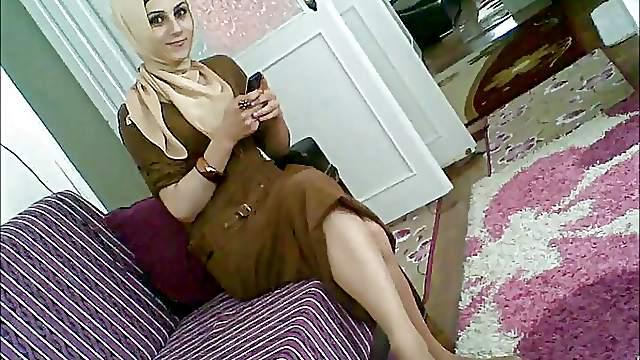 Turkish-arabic-asian hijapp mix photo