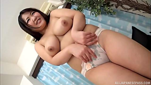 Horny Japanese chick drops her clothes and gets fucked by a stranger