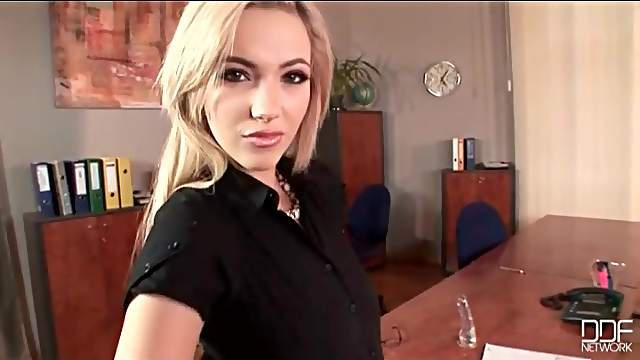 Sultry Secretary