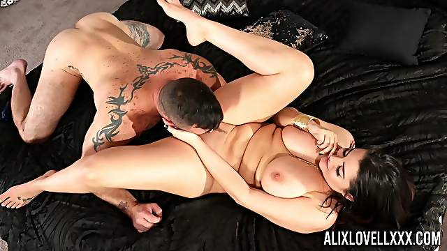 MILF gets her fatty pussy fucked in crazy XXX manners