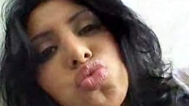 Amazing Arab girl is penetrated hard