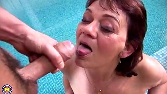 Mature Swingers Pool Party