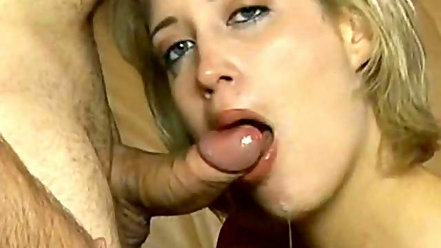Kimberly Kane Blonde Bimbo Blowjob And Cumshit Session