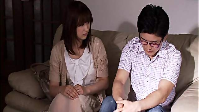 Fucking all over the house with Japanese housewife Yukiko Suo