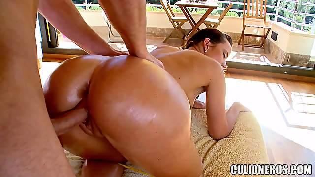 Horny Hungarian Whores Love Hoses In All Of Their Holes