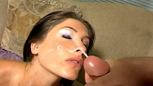 Compilation Of Sexy Babes Getting Cum In Their Filthy Mouths