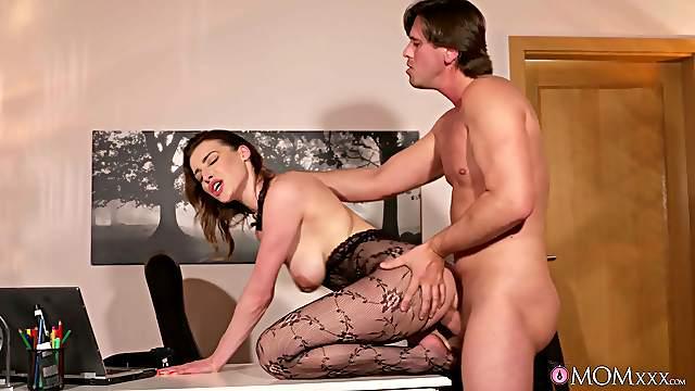 Asian Amateur Feels Hot Sperm Spilled On Her Lovely Ass