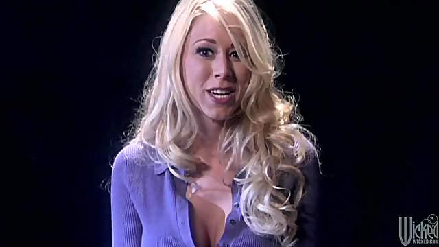 Katie morgan büro porno